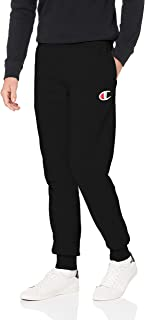 Champion Men's C Logo Cuff Pant