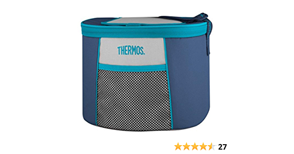 Blue Thermos Element5 6 Can Cooler Lunch Boxes Kitchen & Dining ...