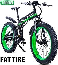 26 pulgadas neumático gordo Bicicleta eléctrica 1000W 48V