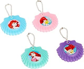 Shell Mirror Keychains | Disney Ariel Dream Big Collection | Party Accessory