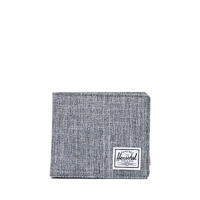 Herschel Supply Co. Roy Coin XL RFID (Raven Crosshatch) Wallet Handbags