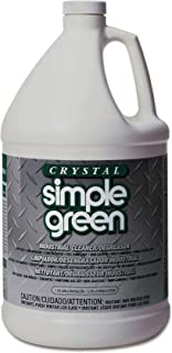 Simple Green 19128 Crystal Industrial Cleaner/Degreaser, 1 Gallon Bottle