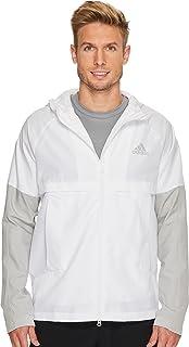 adidas Mens Adidas Men's Athletics Sport id Woven Jacket F17AAM002-P