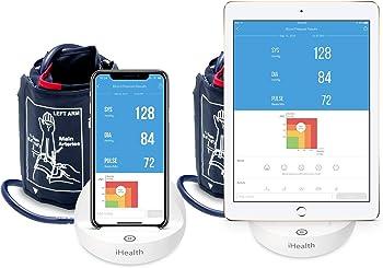 iHealth Ease Wireless Bluetooth Blood Pressure Monitor