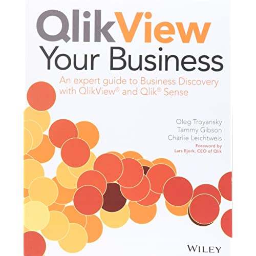 Amazon com: QlikView Your Business: An Expert Guide to Business