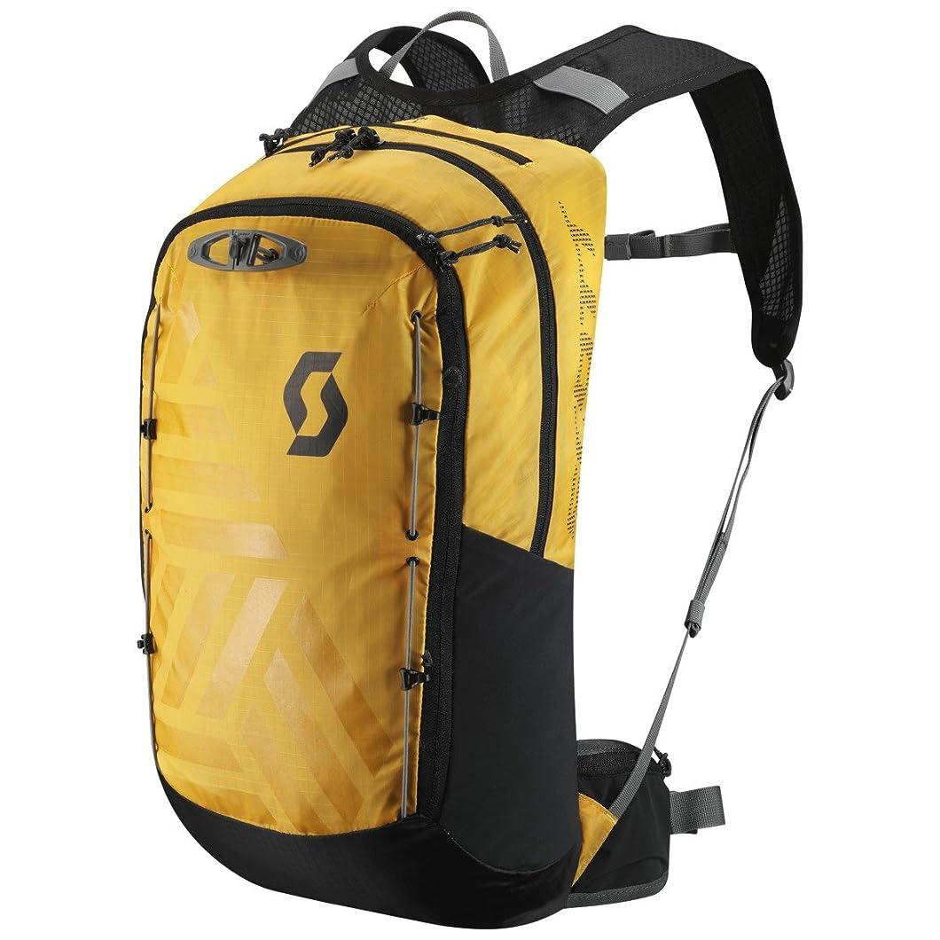 距離溶けた対抗SCOTT(スコット) バイクバックパック Trail Lite FR'22 2500185431222 イエロー、ブラック
