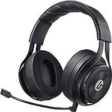 LucidSound LS35X Cuffia da gioco wireless con audio surround e licenza ufficiale per Xbox, In modalità cablata, è compatib...