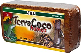 JBL para todos los Tipos de terrarios de Suelos, Coco Chips, Comprimidos, torfartig, terr acoco