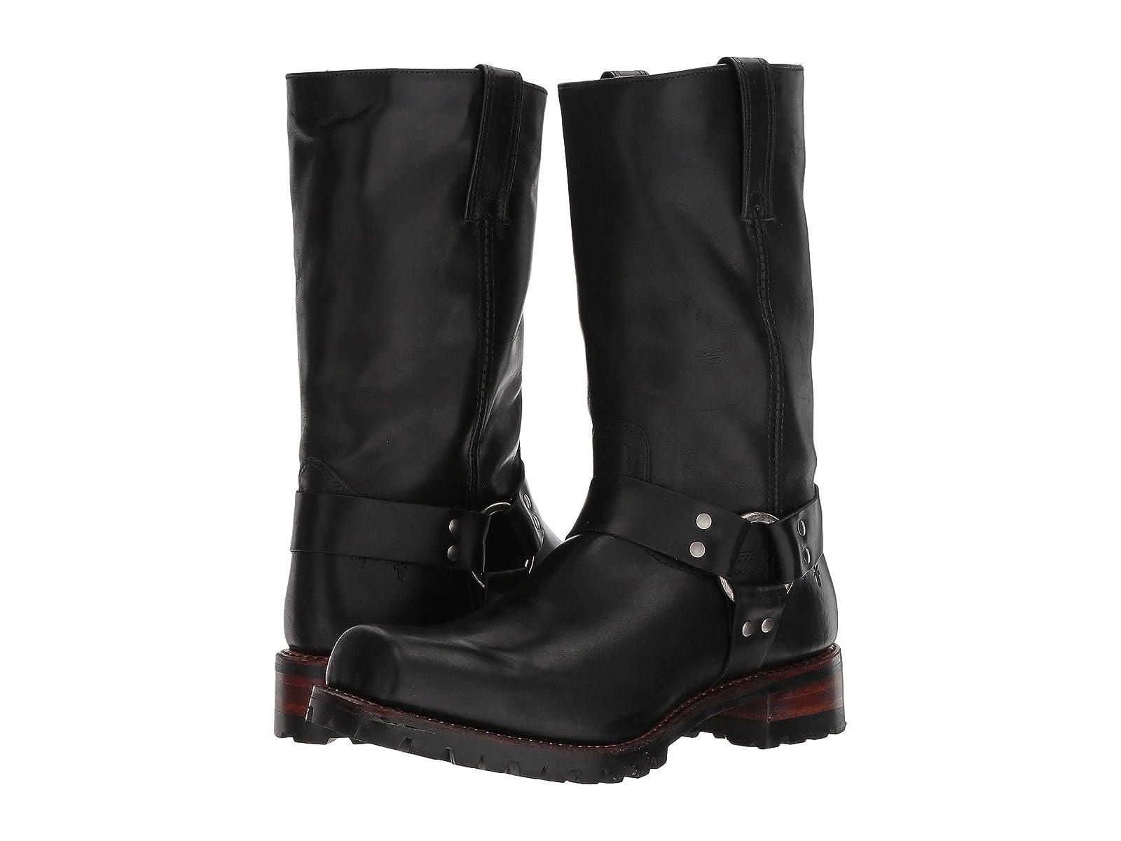 Frye Addison Lug Harness 12RAffordable and distinctive shoes