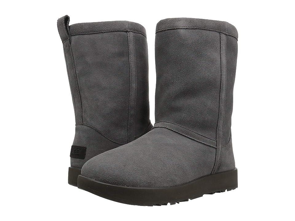UGG Classic Short Waterproof (Metal) Women's Boots