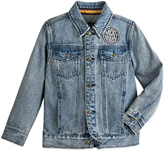 Disney Mickey Mouse Denim Jacket for Kids