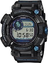 [カシオ] 腕時計 ジーショック ダイバーズウォッチ FROGMAN 電波ソーラー GWF-D1000B-1JF ブラック
