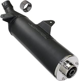 CALTRIC EXHAUST MUFFLER w/GASKET FIT Honda TRX400EX TRX 400 EX SPORTRAX 400 2X4 1999-2008