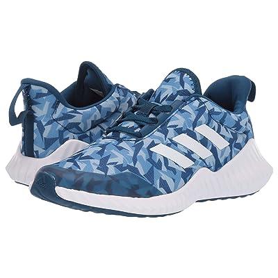adidas Kids FortaRun (Little Kid/Big Kid) (Legend Marine/Ash Grey/Blue Tint) Boys Shoes
