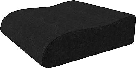 bonmedico Raiser Booster Seat Cushion - Home Office Foam Chair Cushion, Ergonomic Wedge Cushion with High Seating Comfort,...