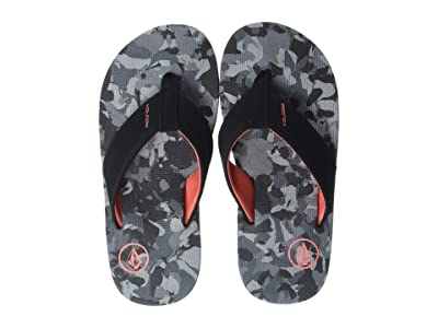 Volcom Kids Victor (Little Kid/Big Kid) (Camouflage) Boys Shoes