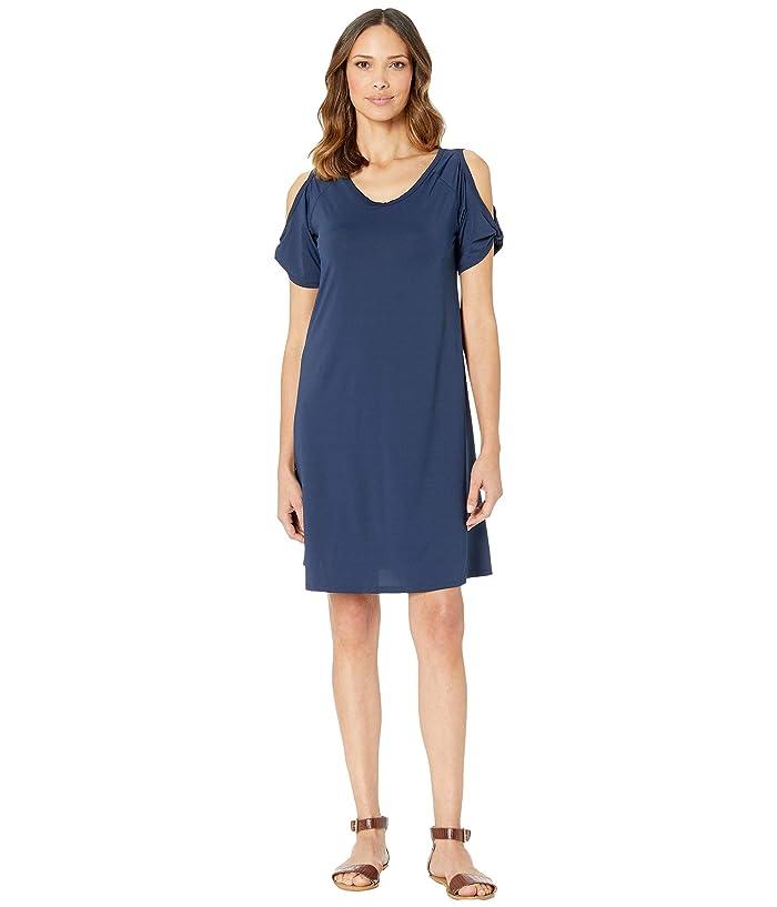 Roper 3151 Blue Polyester Spandex Jersey Dress