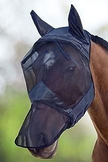 Harrison Howard CareMaster Fly Mask Full Face Piano Black