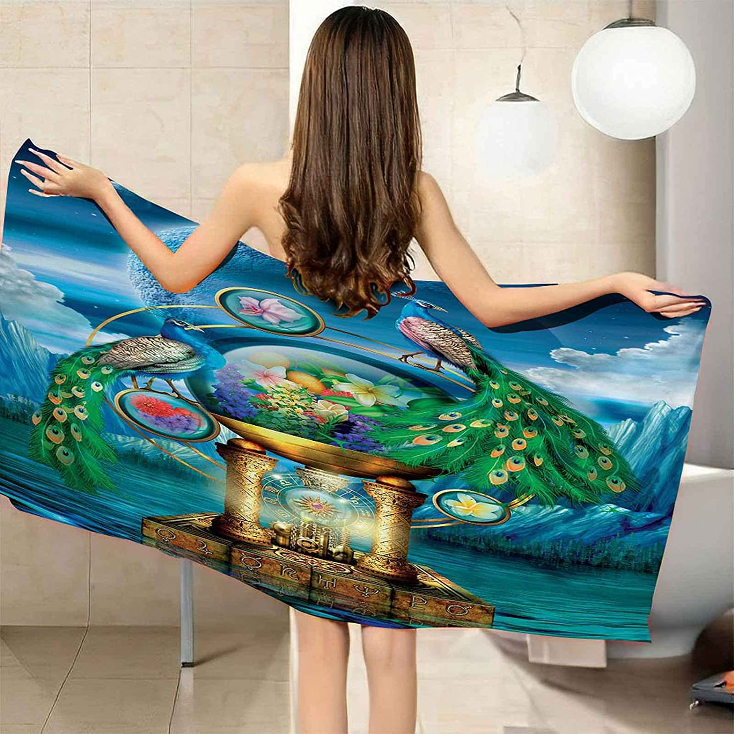 QFMMQI Microfiber Quick Drying Beach Super Complete Free Shipping Perso Absorbent New product!! Towel