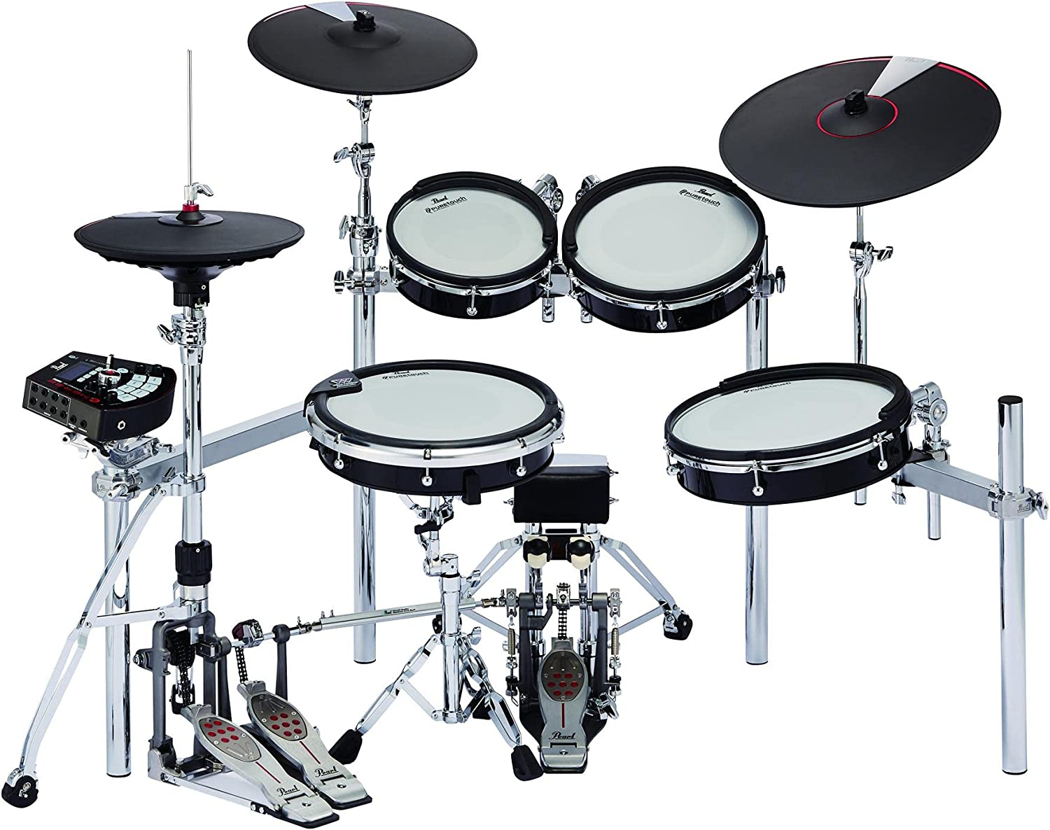 Pearl e Outlet sale feature Merge Traditional Electronic Drum Set Many popular brands