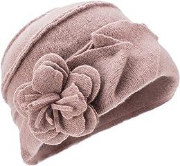 Bonnet d'hiver rétro pour femmes - Style Ga
