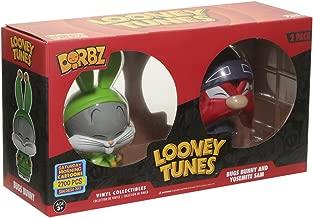 Dorbz Jester Bugs Bunny & Knight Yosemite Sam SDCC Exclusive Vinyl Figure Set Funko