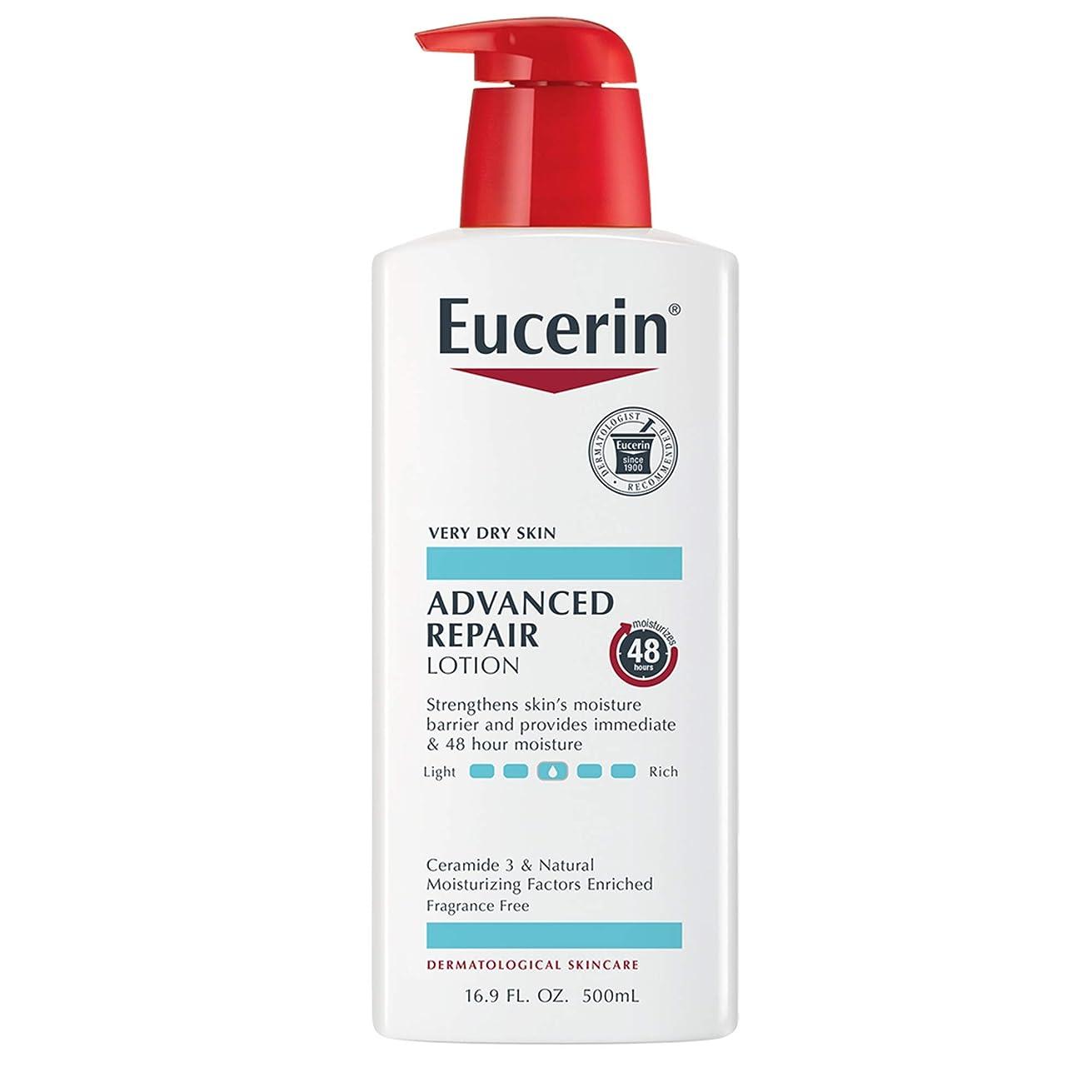 アカデミー寝室を掃除する膨らませるEucerin Plus Smoothing Essentials Fast Absorbing Lotion 500 ml (並行輸入品)