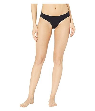 Smartwool Merino Seamless Bikini (Black) Women