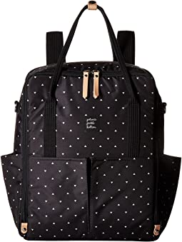 Microfiber Inter-Mix Backpack