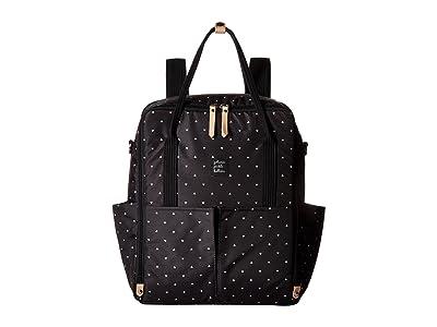 petunia pickle bottom Microfiber Inter-Mix Backpack (Trio) Backpack Bags