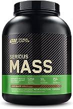 Optimum Serious Mass CHOCOLATE 6LB (4/CS)