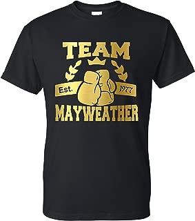 Team Mayweather Boxing EST 1977 Unisex T-Shirt