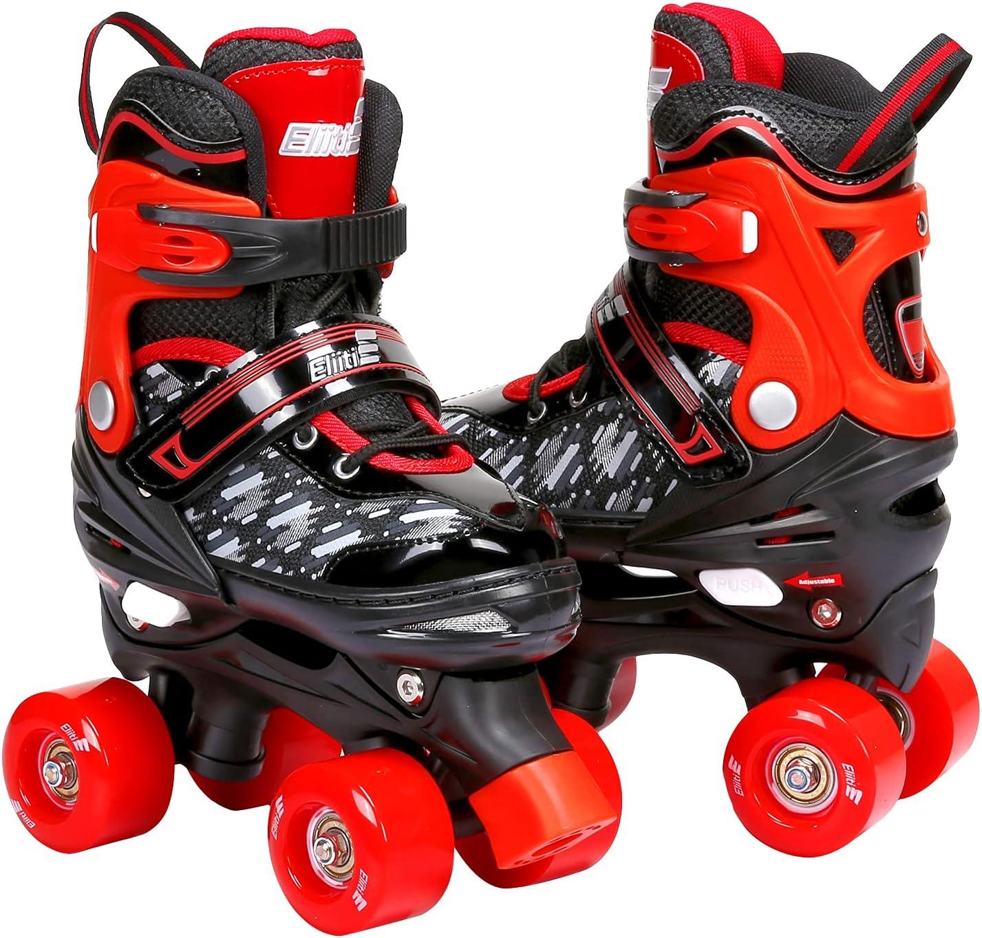Eliiti Kids Ranking TOP6 Teen Ladies Roller Minneapolis Mall Boys for Adjustable Girls Skates
