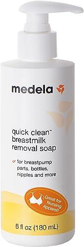 Medela Quick Clean Soap, 6 Ounce
