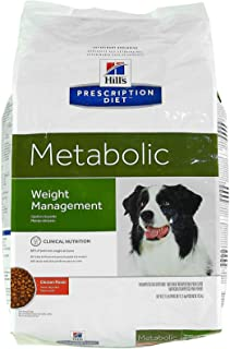 Hill'S Prescription Diet Metabolic Canine Dry Dog Food, 27.5-Lb Bag
