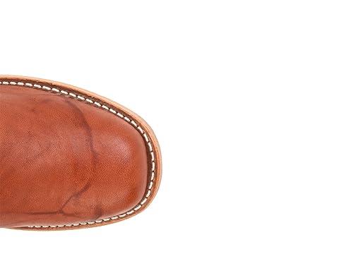Leatherblack Leathersaddle Leatherdark Cuir Leatherblazer 14l Banane Frye Brun Campus EwAq06x