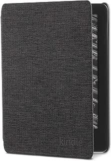 Amazon純正 Kindle(第10世代) 用 ファブリックカバー チャコールブラック