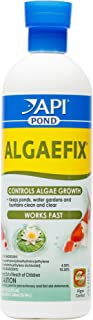 API Pond ALGAEFIX Algae Control, Effectively Controls Green Water Algae, String or Hair..