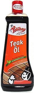 Poliboy Teak Öl für dunkle Harthölzer, 500 ml