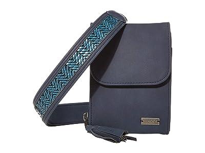 Roxy Small Town Shoulder Bag (Mood Indigo) Bags