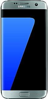 Samsung Galaxy GS7 Edge, Silver 32GB (Verizon Wireless) (Renewed)
