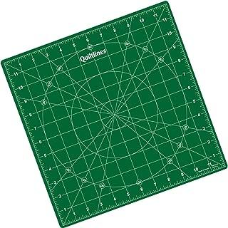 Prym Love Rotante Tappetino di Taglio Rotondo 35/cm 7/x 5/x 3/cm Verde
