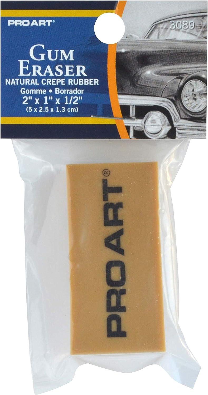 Financial sales sale Pro-Art Art Gum Natural 100% quality warranty! Eraser