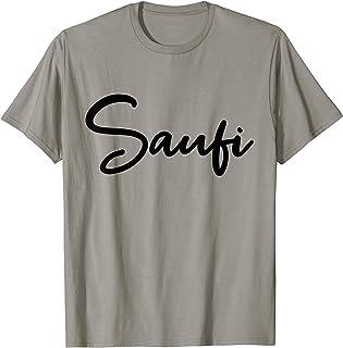 Saufi Shirt | Malle Party Alkohol Bier Partnerlook Shirt
