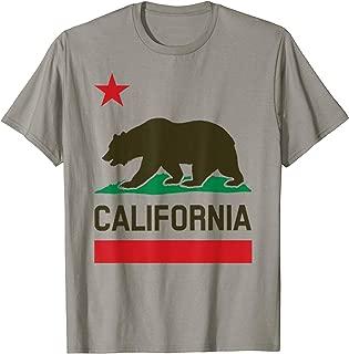 California Republic T-shirt California Bear Vintage Tee