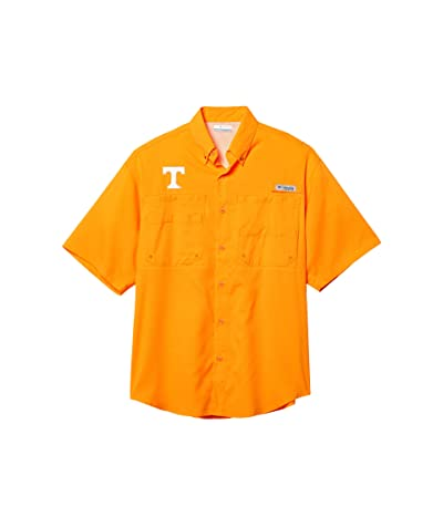 Columbia College Tennessee Volunteers Tamiamitm Short Sleeve Shirt (Solarize) Men