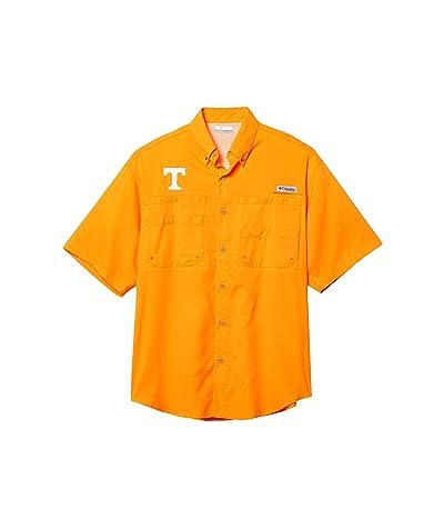 Columbia College Tennessee Volunteers Tamiami Short Sleeve Shirt (Solarize) Men