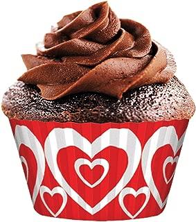 Standard Baking Cups-Sweetheart 32/Pkg