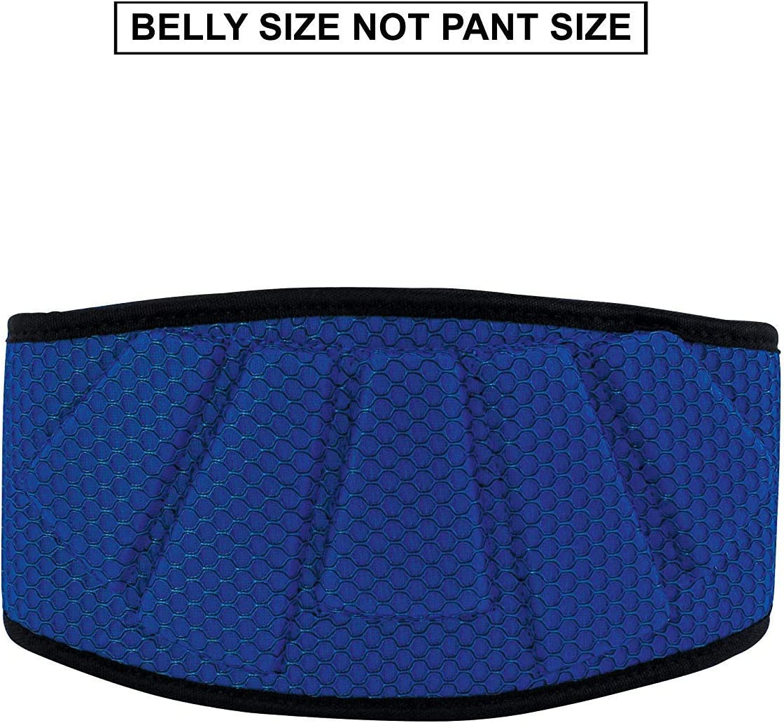 6 inches Wide Made with High Performance Neoprene Deadlifts /& Lifting Weights ESTREMO Weightlifting Belt Ideal Back Support Premium Belt for Men and Women- Powerlifting Belt for Squats