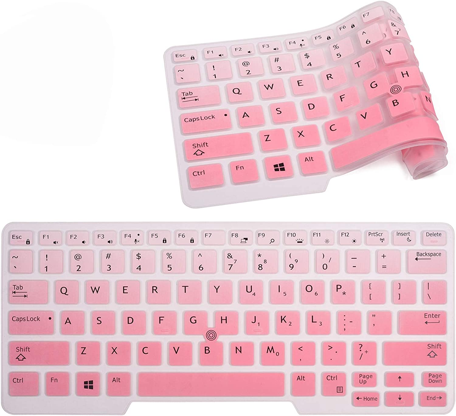 Keyboard Skin Compatible with 14